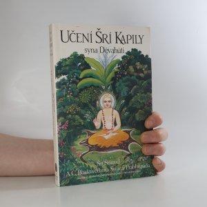 náhled knihy - Učení Šrí Kapily
