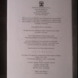 antikvární kniha The Blackwater Lightship, 2001