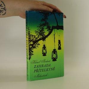 náhled knihy - Zahrada přítelkyně