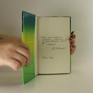 antikvární kniha Zahrada přítelkyně, 1976