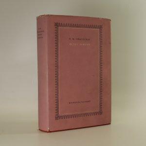 náhled knihy - Henry Esmond