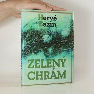 náhled knihy - Zelený chrám