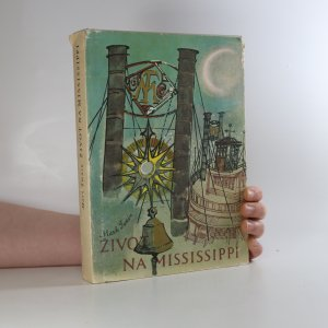 náhled knihy - Život na Mississippi