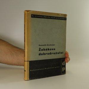 náhled knihy - Žabákova dobrodružství