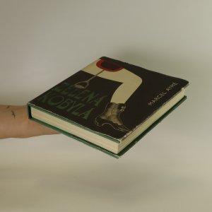 antikvární kniha Zelená kobyla, 1966