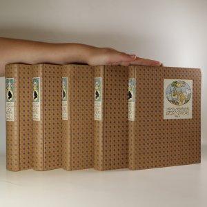 náhled knihy - F. L. Věk 1-5 (5 svazků)
