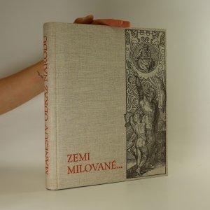 náhled knihy - Zemi milované... Mánesův odkaz národu