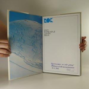 antikvární kniha Bílou stopou, 1988