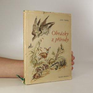 náhled knihy - Obrázky z přírody