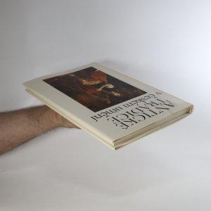 antikvární kniha Antické tradice v českém umění, 1982