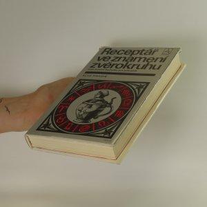 antikvární kniha Receptář ve znamení zvěrokruhu aneb sezónní kuchařka pro pokročilé, 1989
