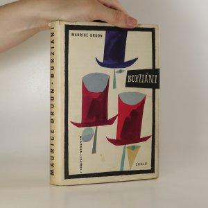 náhled knihy - Burziáni