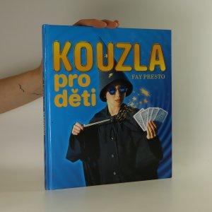 náhled knihy - Kouzla pro děti