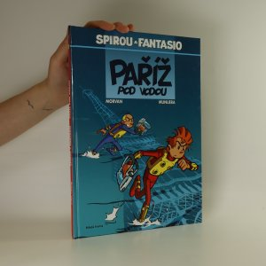 náhled knihy - Spirou a Fantazio. Paříž pod vodou