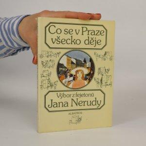 náhled knihy - Co se v Praze všecko děje