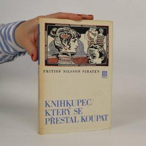 náhled knihy - Knihkupec, který se přestal koupat