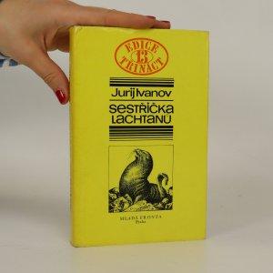 náhled knihy - Sestřička lachtanů