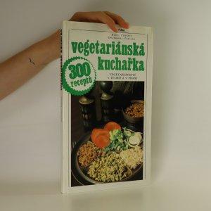 náhled knihy - Vegetariánská kuchařka
