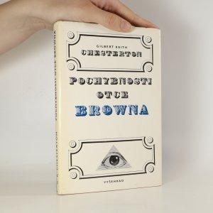 náhled knihy - Pochybnosti otce Browna