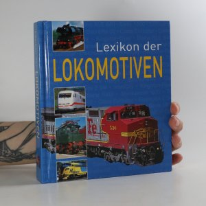 náhled knihy - Lexikon der Lokomotiven