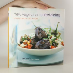 náhled knihy - New vegetarian entertaining. Simply spectacular recipes