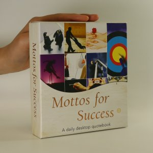 náhled knihy - Mottos for Success 3. A daily desktop quotebook