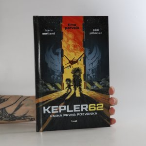 náhled knihy - Kepler62. Kniha první. Pozvánka