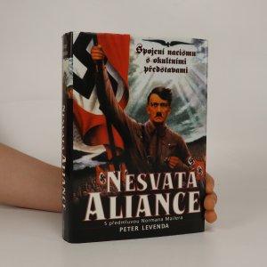 náhled knihy - Nesvatá aliance. Spojení nacismu s okultními představami