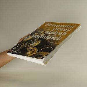 antikvární kniha Personální práce v malých podnicích, neuveden