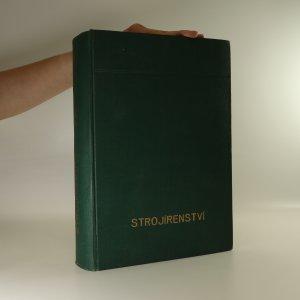 náhled knihy - Strojírenství. Časopis ministerstev strojírenství. Svazek 10 (komplet, 12 čísel)