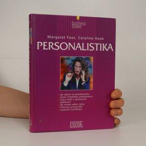 náhled knihy - Personalistika