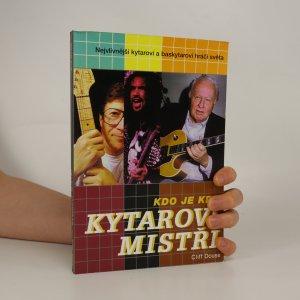 náhled knihy - Kytaroví mistři