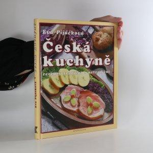 náhled knihy - Česká kuchyně. Recepty tradiční i netradiční