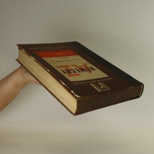 antikvární kniha Německy od A do Z, 1939