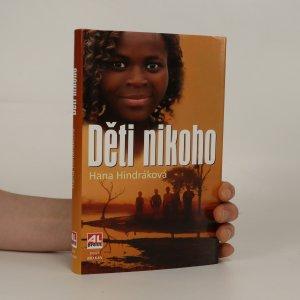 náhled knihy - Děti nikoho