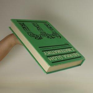 antikvární kniha Sbírka úloh z matematiky pro střední ekonomické a školy, 1978