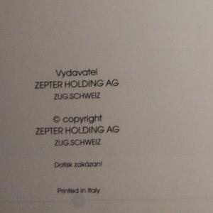 antikvární kniha Vaříme s Zepterem, neuveden