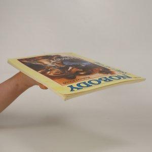 antikvární kniha Nobody sv. 3, 1992