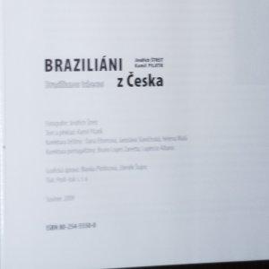 antikvární kniha Braziliáni z Česka. Brasilianos tchecos, 2009