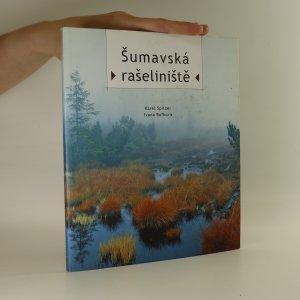 náhled knihy - Šumavská rašeliniště