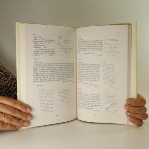 antikvární kniha Bytí s básníkem Jaroslavem Seifertem. Příběh, 2014