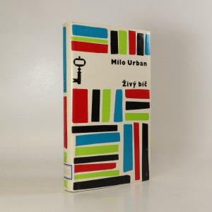 náhled knihy - Živý bič