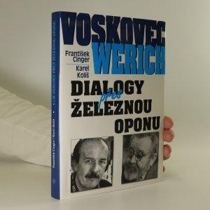 náhled knihy - Voskovec - Werich. Dialogy přes železnou oponu