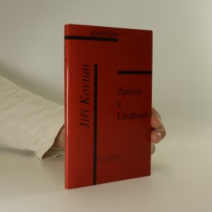 náhled knihy - Zpráva z Lisabonu
