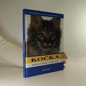 náhled knihy - Kočka. Kniha otázek a odpovědí