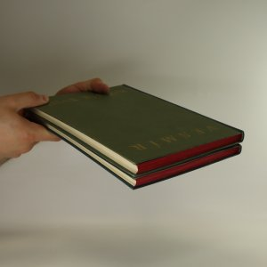 antikvární kniha Vesmír. Ročník XVII. a XVIII. (2 svazky, komplet), 1938 - 1940