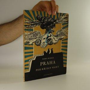 náhled knihy - Praha pod křídly války (podpis autora)