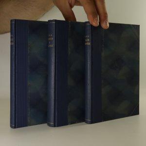 náhled knihy - 3x Jan Lier. Román Lutnových. Vidiny a pravda. Žíhané karafiáty. (3 svazky)