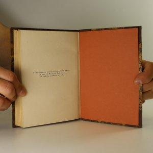 antikvární kniha Madonna spacích vozů. Gondola rozkoše a snů. (Kosmopolitický román, 2 svazky), 1926