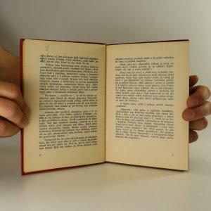 antikvární kniha Žebračka na Pont des Arts, 1929